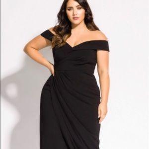 NWOT - City Chic Rippled Love Dress size 20